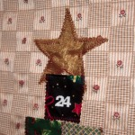 Applique star