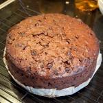 Cake cooling