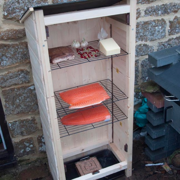 Cabinet Smoker Plans Free Download wood plans for a step stool