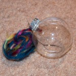 Bauble & wool
