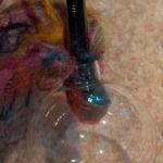 Inserting fibres