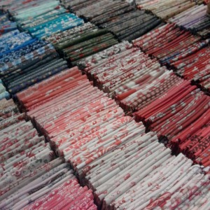 Fat Quarters at The Bramble Patch
