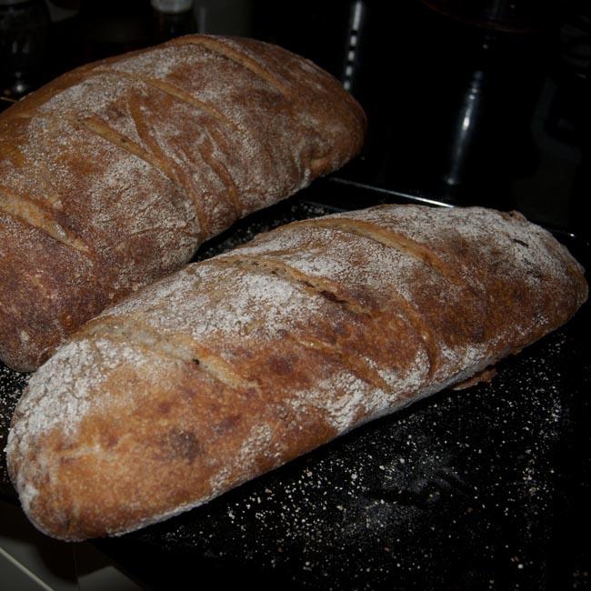 Second sourdough bake