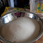 3lb of golden granulated sugar