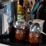 Filling jars