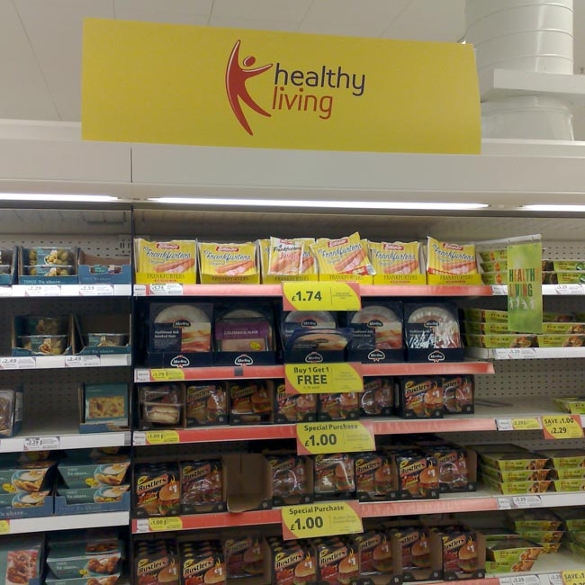 'Healthy Living'