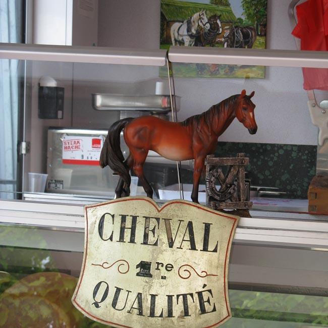 'Cheval de Qualite'