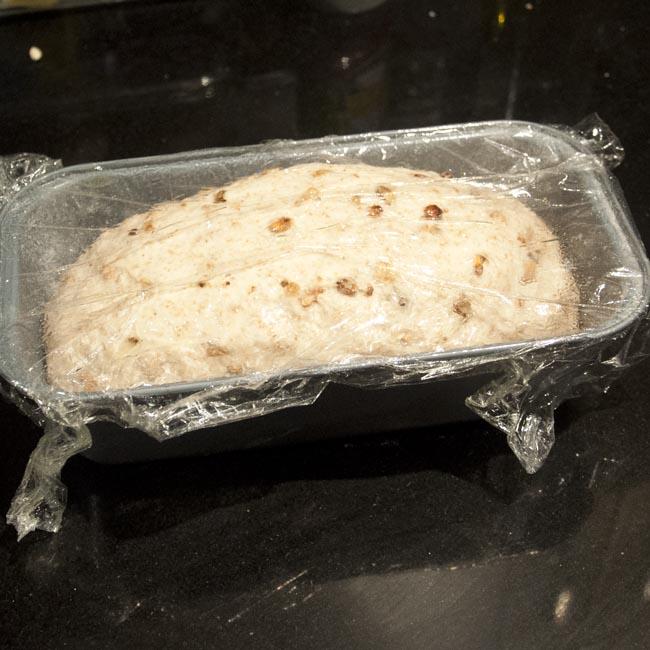 Risen loaf