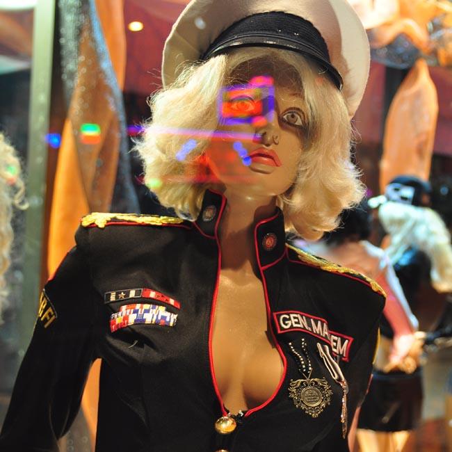 Military 'uniform'