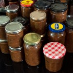 Finished chutney