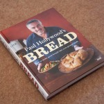 Bread cover shot