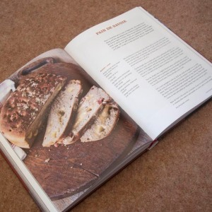 Bread inner page view