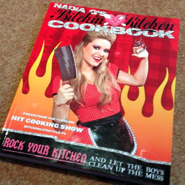 Bitchin Kitchen cover shot
