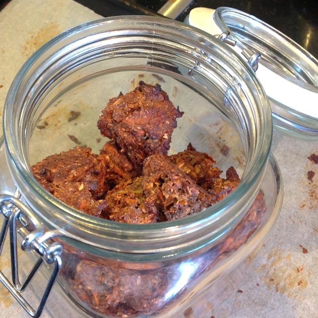 Dave's cookie jar!