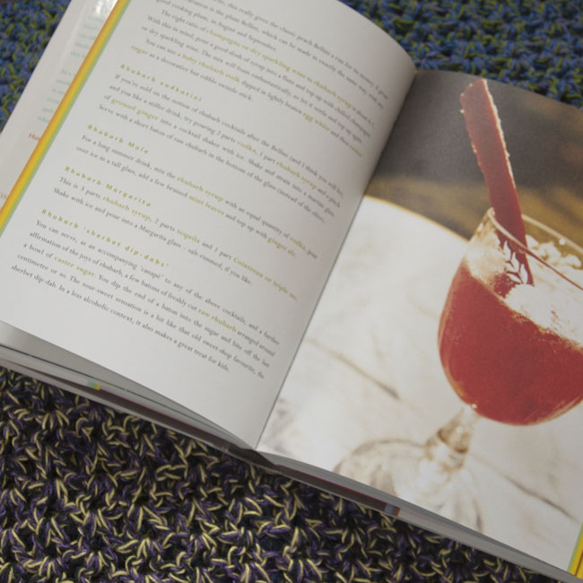 River Cottage Year - page view