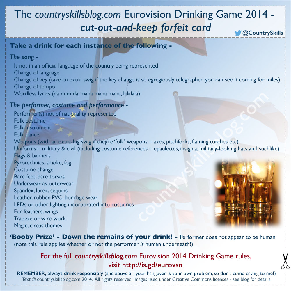 bbc eurovision song contest 2015